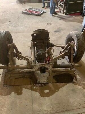 VW TYPE 1 Beetle rear end Including Gearbox (wheels not Included)