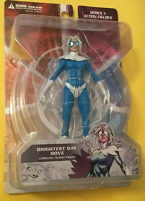 DC Direct DOVE Brightest Day Series 3 action figure Blackest Night JUSTICE