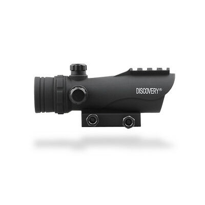 Optical Red Dot Sight 1X30RDA Tactical Hunting Rifle Scope Fit 20mm Rail