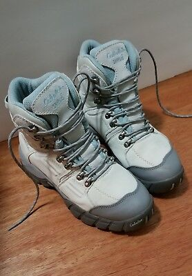 28397265bd0 CABELAS WOMENS HIKING Hunting Boots Shoes Thinsulate Ultra Size 7 1/2 D