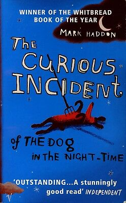 Mark Haddon - The Curious Incident of the Dog in the Night-time (Paperback)