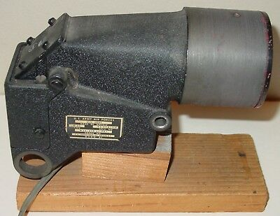 WWII US Army Air Forces Type N-3A Aviation Gun Sight (lower end)