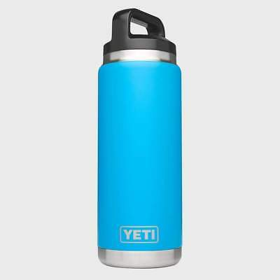 Brand New - Yeti Rambler 26 oz Vacuum Insulated Bottle - Tahoe Blue