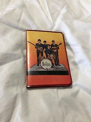 RARE ORIGINAL The BEATLES Vintage 1965 Pocket Diary Calendar Address Book NICE!