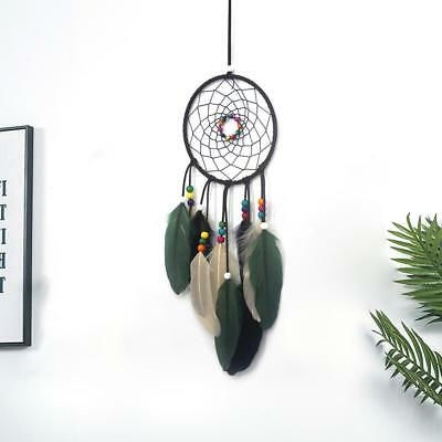 Dream Catcher Net with Feather Wall Hanging Decoration Ornament Handmade Craft