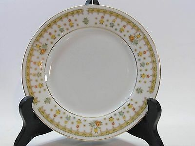 Garden Bouquet Fine China Bread and Butter Plate  4078