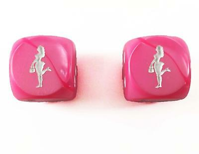 King Zombie Dice Survivor Dice - Heroine (2) MINT