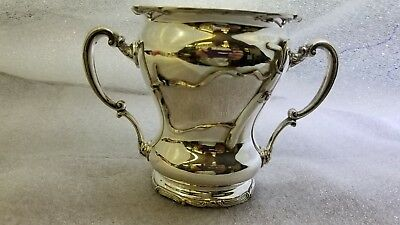 Gorham Sterling Silver 2 Handle Golf Trophy  1898
