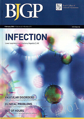 Royal College of General Practitioners BJGP February 2014 INFECTION - VASCULAR