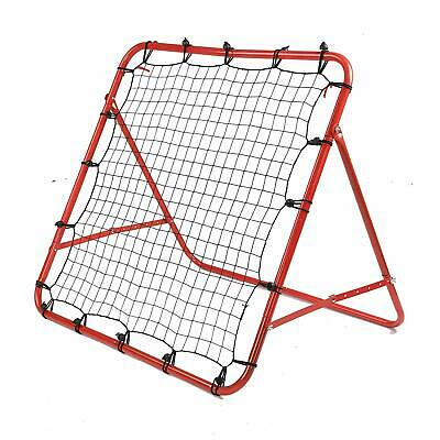 Football Training Net Soccer Kickback Target Goal Rebounder Net for Kids Teach