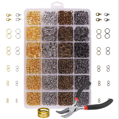 24 Grids Jewelry DIY Accessories Making Tool Set for Earring Bracelet Supplies