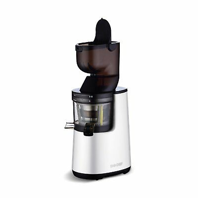 BioChef WHOLE Slow Juicer, Cold Press Juice & Sorbet Attachment - White