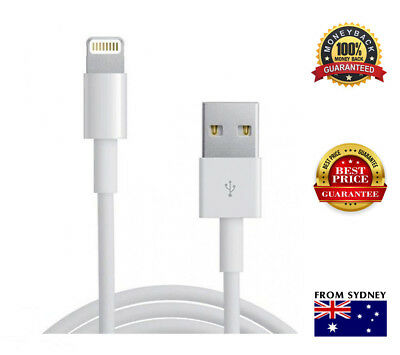 Genuine Apple Lightning USB Cable Charging for iPhone X/8/7/6s/5 iPad mini Pro