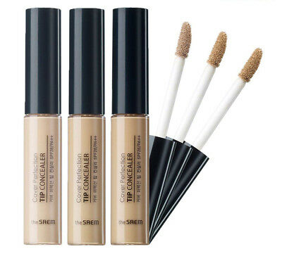 [THE SEAM]  Cover Perfection Tip Concealer - 6.5g (SET)