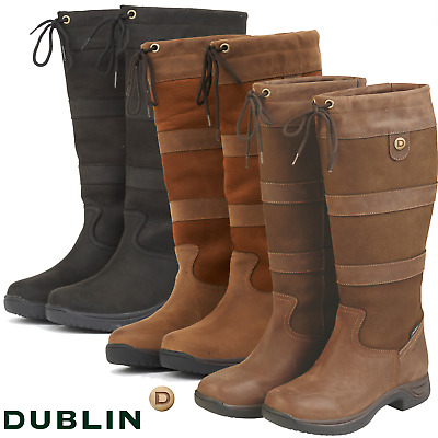 Dublin River Boots With Waterproof Membrane - OFFER - WAS £170