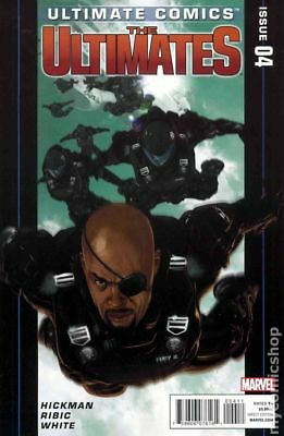 Ultimates (Marvel Ultimate Comics) #4A 2012 VG Stock Image Low Grade