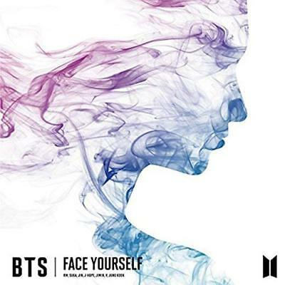 Bts-Face Yourself (Uk Import) Cd New