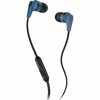 Skullcandy Ink'd 2.0 Handsfree Earbuds With In Line Mic And 3.5Mm Jack - Blue/bl