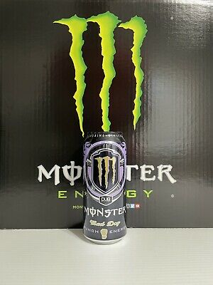 Monster Java Swiss Chocolate 15oz Cans. Total 2 Full Cans Lot.