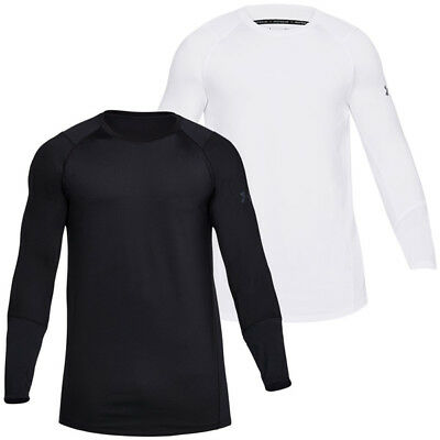 Under Armour Heatgear Fitted MK-1 Long Sleeve Shirt Herren Langarmshirt 1306431