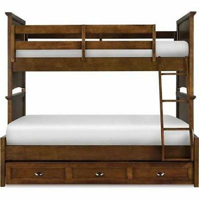 Magnussen Home Riley Bunk Bed Twin over Full - Y1873-71