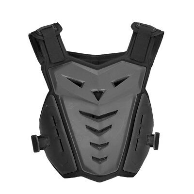 Motorcycle Adults Dirt Bike Body Chest Spine Protector Armor Vest for Skiing