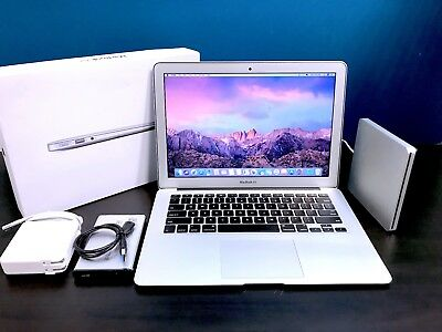 "ULTRA Apple MacBook Air 13"" Laptop / 2.7GHz Core i5 / AppleCare Warranty 2019!"