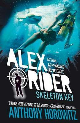 Skeleton Key (Alex Rider), Horowitz, Anthony, New