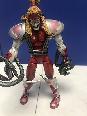 "Marvel Legends OMEGA RED 8"" Figure - Sentinel Series Toybiz 2005"