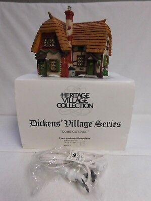 Dept. 56 ~ Dickens' Village Series ~ Cobb Cottage ~ Building ~ 58246