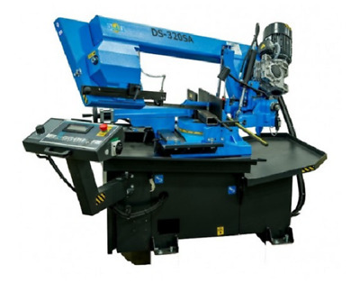 NEW DoALL DS-320SA Dual Miter Semi Automatic Band Saw (#3083)