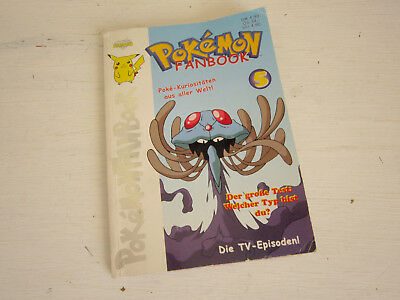 Pokemon Fanbook Nr. 5