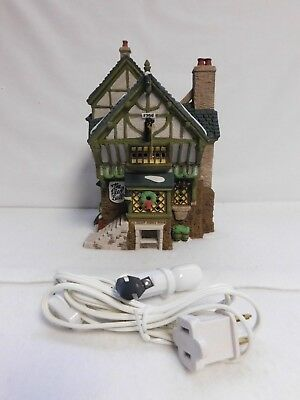 Dept. 56 ~ Dickens' Village Series ~ Pied Bull Inn ~ Village ~ 57517