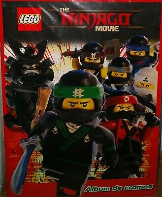 Blue Ocean lego Ninjago-Movie-cromos 64