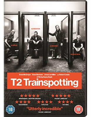 T2 Trainspotting (UK IMPORT) DVD [REGION 2] NEW