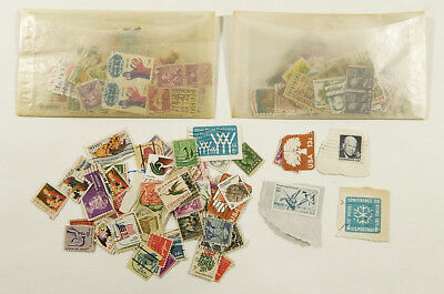 Over (300) Assorted Used US Stamps ^ Presidents Nature History Liberty Flag
