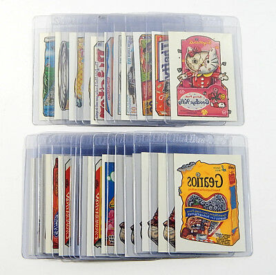 Lot of (25) 2004-2005 Topps Wacky Packages ANS 1 2 Tattoos