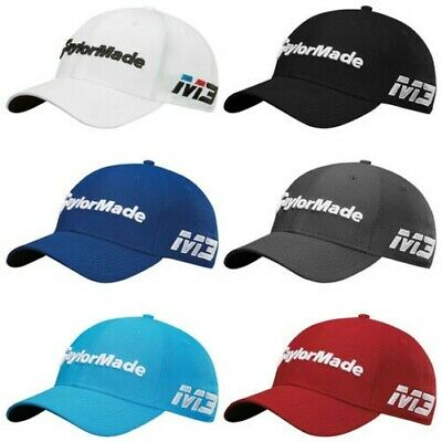 2018 TaylorMade Mens Tour New Era 39Thirty Cap - new Golf M3 TP5 Stretch Fit Hat