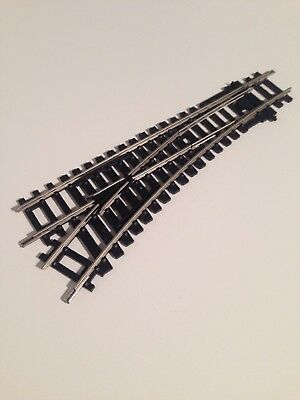Hornby R8072 Left Hand Points Track Pieces Standard Single OO Gauge 1:76 Scale