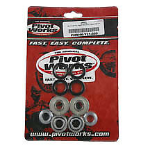 Pivot Works Rear Shock Bearing Kit for Yamaha YFM660R Raptor 2001