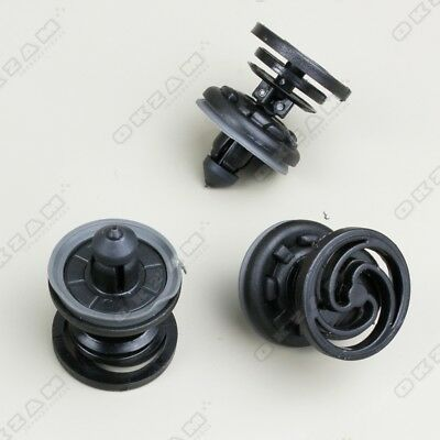 10x Door Panel Mounting Clips for VW Polo Golf Beetle Scirocco Caddy