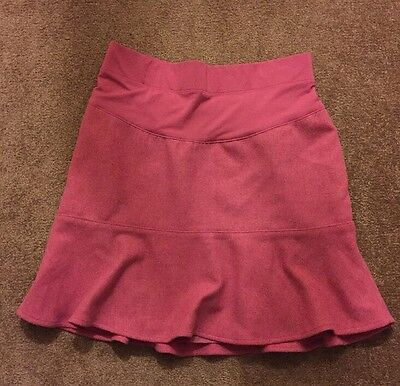 Maternity Gap Wool Skirt Size 6 A Line Flare