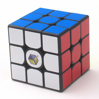 YuXin Little magic 3x3x3 Speed Contest Magic Cube Twist Puzzle Toy USMulti-Color