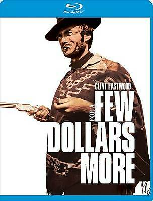 BLU-RAY For A Few Dollars More (Blu-Ray) NEW Clint Eastwood