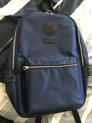 100% AUTHENTIC! Versace parfums Designer Backpack Limited Edition ... 44c03804d3897