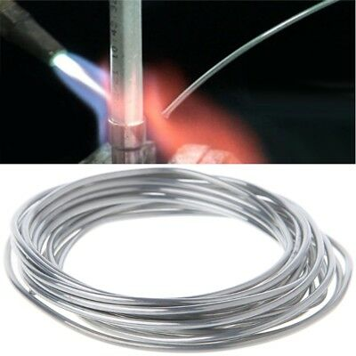2.00mm*3m Copper aluminum cored wire Low Temperature Aluminium Welding Rod