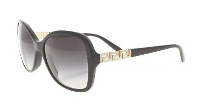 VERSACE VE 4271-B Gray Gradient Sunglasses Lenses