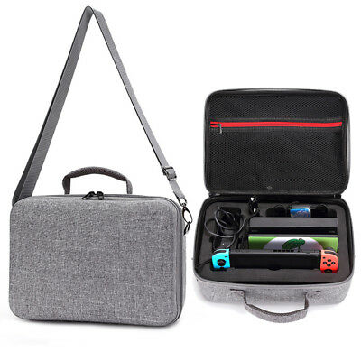 Portable Hard Protective Storage Carrying Case Shoulder Bag For Nintendo Switch