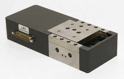 Newport CTS25 Motorized Compact Very High Precision Linear Stage, DC Servo Motor