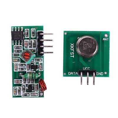 433MHZ RF TRANSMITTER And Receiver Link Kit For Arduino ARM/MC U